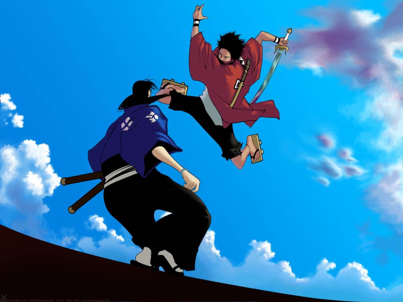 Pics Photos - Samurai Champloo Hd Wallpaper Of Anime Manga