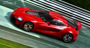 Dès demain, retrouvez la Toyota FT-1 dans Gran Turismo 6