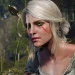 Ciri un nouveau personnage jouable pour The Witcher 3