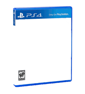 Jaquette PS4 Vierge