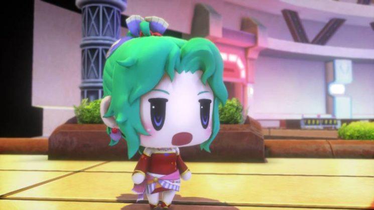World of Final Fantasy - Terra de FF VI